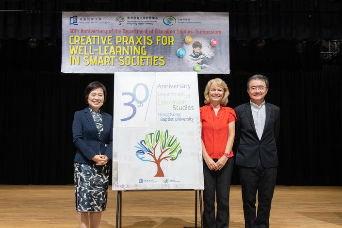 (From left) Dr Christine Choi, Professor Atara Sivan and Professor Roland Chin.