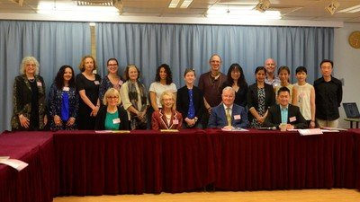 Renowned international scholars discuss justice, arts and migration at HKBU