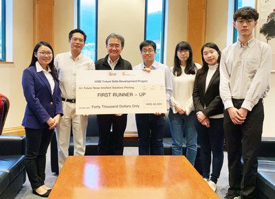 Student food app wins technology solution prize