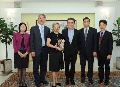 HKBU receives HK$2.3 million in support of Chinese Medicine development