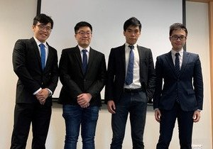 School of Business students win business case competition