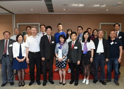 HKBU welcomes delegation from Hong Kong Small and Medium Enterprises Association