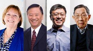HKBU to confer honorary doctoral degrees upon four distinguished persons
