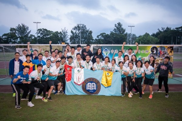 HKBU woodball team clinches the overall championship which was out of their reach in the past six years