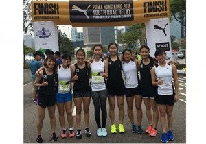 HKBU cross country teams excel in relay competitions