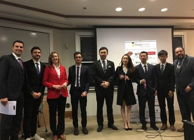 BBA students scoop second runner-up at Peeptrade global investment challenge