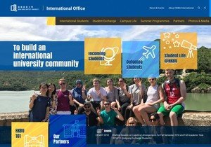 International Office website wins international award