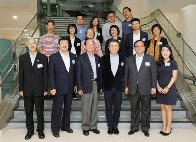 HKBU Alumni Association of Macau is reinstituted with new cabinet members
