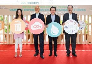 HKBU launches Sustainability Targets and Campus Environmental Sustainability Index