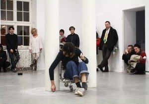 Emerging visual artists' creations showcased at art and cultural hub of Germany
