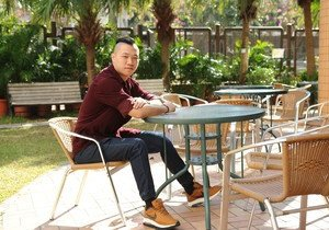 Daniel Chan: Holding fast to dreams