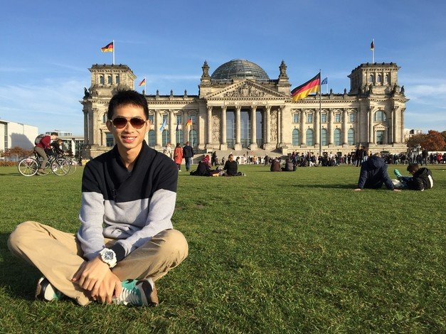 Jason Choi is especially grateful to Dr Lu Danhuai, Lecturer of the Language Centre, for being his referee for the scholarship application, providing him with an opportunity to go on a once-in-a-lifetime study tour.