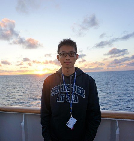 Jason recalls how the most difficult part of the whole journey was the pre-boarding preparations. However, for the sake of the four-month sea voyage, it is absolutely worth it.