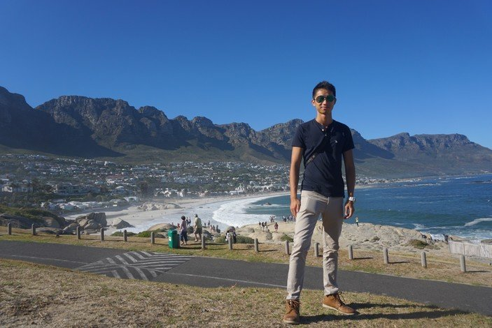 South Africa is Jason's favourite destination. He says the country is rich not only in humanities and history, but also in delicious seafood.