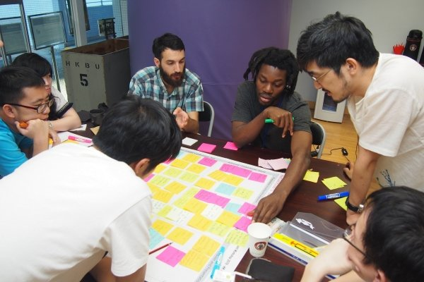 The Joint Workshop on Design for Sustainability allows students to creatively look at challenges in society.
