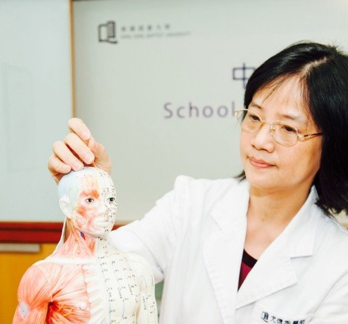 Ms Ann Yau says scalp acupuncture is effective for treating autistic children