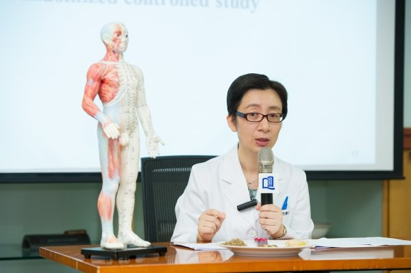 Dr Zhong Lidan says Tianjiu therapy improves allergic rhinitis patients' daily life quality