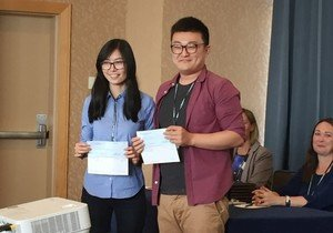 Communication PhD Students win Best Student Paper Award