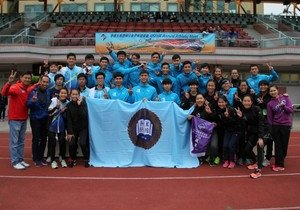 Outstanding HKBU athletes shine triumphantly in Intervarsity Games