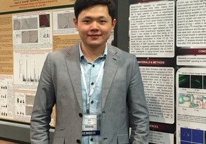 SCM research student wins Young Investigator Award for outstanding research achievement
