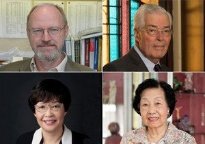 HKBU to confer honorary doctoral degrees on four distinguished persons