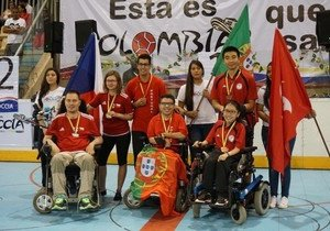 HKBU athlete grabs bronze at World Open Boccia