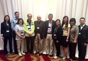 University delegation share experience on Community of Practice at international conference
