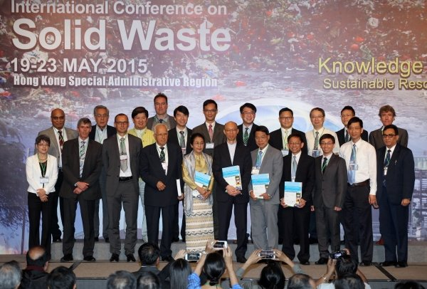 The International Conference on Solid Waste draws together experts to gain insights on sustainable solid waste management.