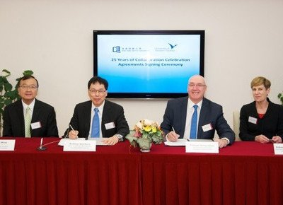 SCE signs MOUs with University of Western Sydney