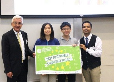 EUAP's e-Learning Project draws Hong Kong and European students together via interactive learning