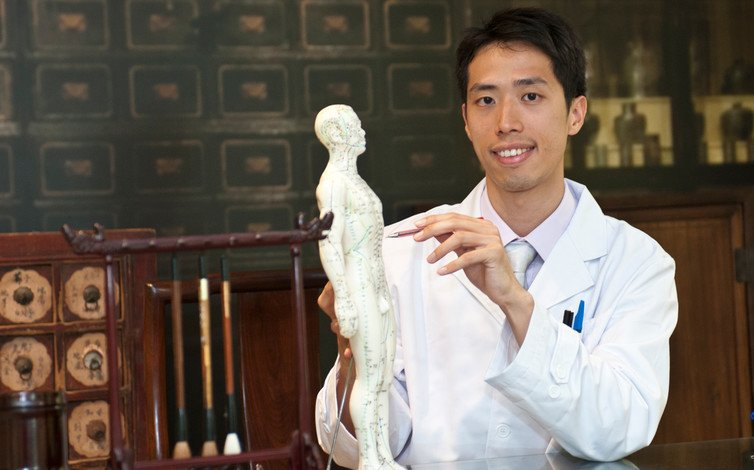 Dr Tony Chua, Technical Instructor, School of Chinese Medicine