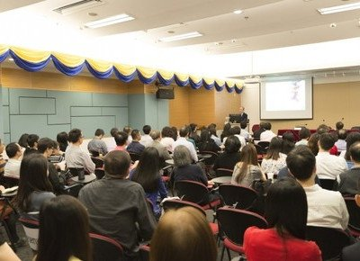 Library professionals gather at HKBU to discuss digital humanities