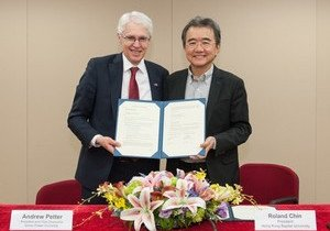 HKBU signs agreement with Simon Fraser University to explore collaboration opportunities