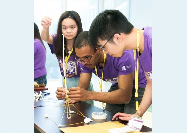 Students of both universities learn a lot through collaborative efforts