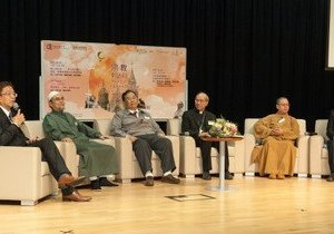 HKBU hosts Public Symposium on Five Religions to discuss the importance of character education