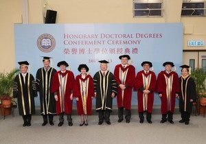 HKBU confers degrees on over 6,500 graduates and honours five distinguished persons at 58th Commencement