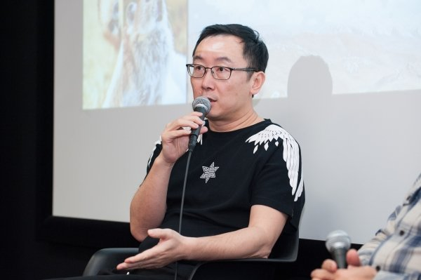 Mr Lu Chuan talks about the experience he gained while producing Born in China