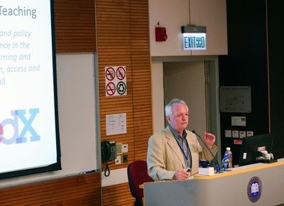HKBU hosts symposium to boost teaching and learning