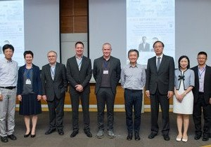 International scholars speak on creativity at HKBU's public lecture