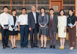 HKBU welcomes delegation from Southern University of Science and Technology