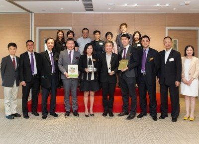 HKBU welcomes delegation from Yan Oi Tong