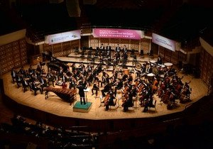 HKBU Symphony Orchestra holds Annual Gala Concert featuring renowned marimbist Eriko Daimo