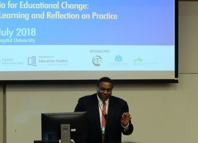 Education Studies Department hosts international conference to explore development of new media for education